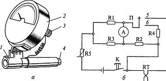 Контроль нагрева электрооборудования по методу сопротивления