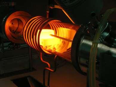 Индукционный нагрев и закалка металлов