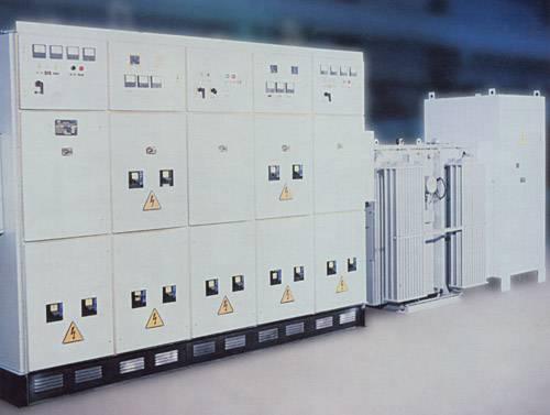 Комплектная трансформаторная подстанция КТП-250-2500/10/0,4-У3