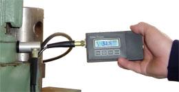 Измерение вибрации электродвигателей