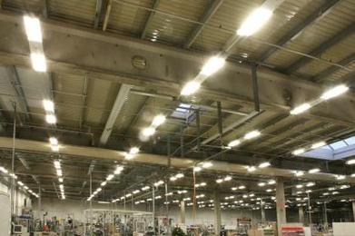 Проектирование электрического освещения производственных помещений