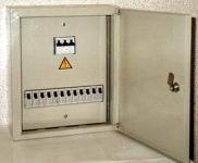 Щитки освещения и пункты управление освещением