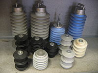 Техническое обслуживание вентильных разрядников и ограничителей перенапряжения
