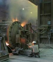Дуговые сталеплавильные печи как потребители электроэнергии