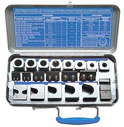 Опрессовка однопроволочных и многопроволочных жил кабелей сечением 16 - 240 мм2