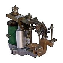 реле времени с электромагнитным замедлением типа РЭВ-800