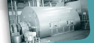 генератор с водородным охлаждением