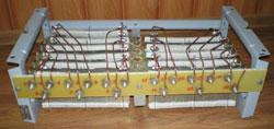 пусковый резисторы