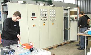 Технология монтажа комплектных распределительных устройств (КРУ) внутренней установки