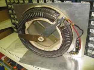 Конструкция реостатов с естественным воздушным охлаждением