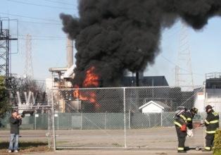 Причины аварии и отказов на подстанциях и в электрических сетях