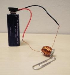 Про магнитное поле, соленоиды и электромагниты