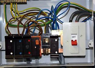 Вибрация контактов электрических аппаратов