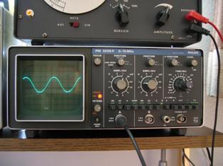 Рисунок 1. Схема простейшего генератора переменного тока.