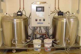 электродный нагрев молока