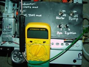 Устройства контроля скорости электродвигателей