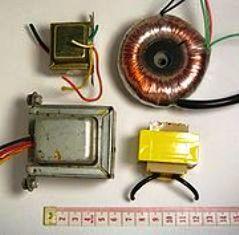 Принцип действия и устройство однофазного трансформатора