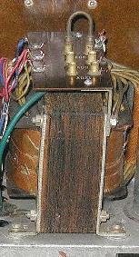 Работа однофазного трансформатора под нагрузкою