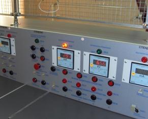 Принципиальная схема испытания диэлектрических перчаток, бот и галош