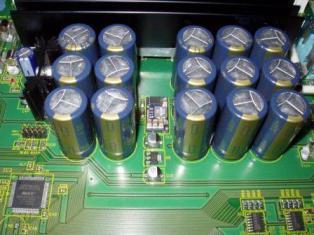 электрические конденсаторы