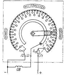 электрическая схема электрооборудования станции технического обслуживания.
