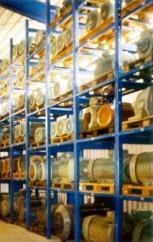 асинхронные электродвигатели на складе