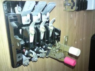 Автоматические выключатели АП-50