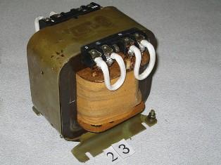 Понижающие трансформаторы для питания цепей управления и сигнализации