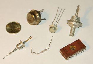 Как использовать диоды и транзисторы для измерения температуры