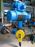 Электрооборудование и схемы электрических талей