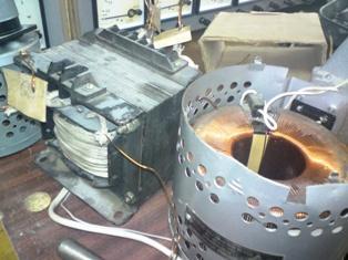 Трансформатор и автотрансформатор