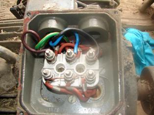 схемы статорных обмоток электродвигателя