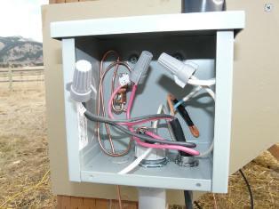 Соединение проводов в ответвительных коробках