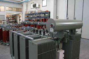 электрическая схема обмоток