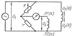 Принципиальная схема универсального прибора типа УИКТ-3