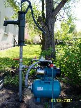 электродвигатель для насосной установки