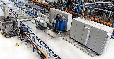 Cистемы управления конвейерами и транспортерами