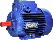 Краново-металлургические асинхронные электродвигатели серии 4МТ