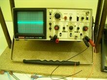 Электронные осциллографы
