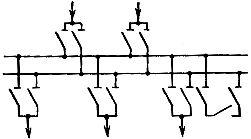 Двойная система сборных шин
