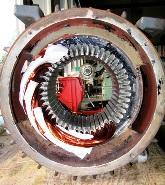 Сушка обмоток электрических машин
