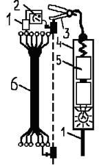Схема прозвонки жил кабеля