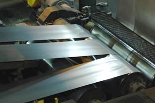 Процесс производства листовой электротехнической стали