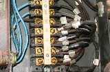 Присоединение проводов и кабелей к контактным выводам электрооборудования