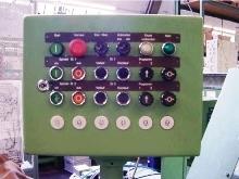 пульт управления металлорежущего станка