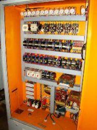 шкаф управления металлорежущего станка