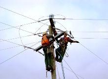 Конструктивные параметры воздушных линий электропередачи