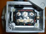 Определение начал и концов обмоток электродвигателя методом Петрова