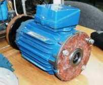Тепловой режим и номинальная мощность двигателя