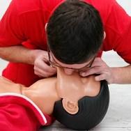 Выполнение искусственного дыхания